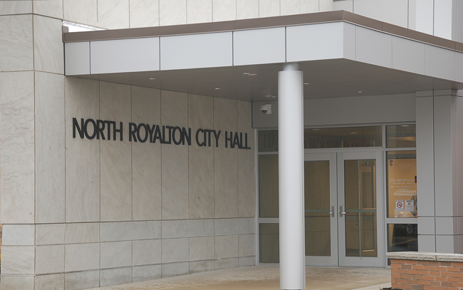 North Royalton City Hall